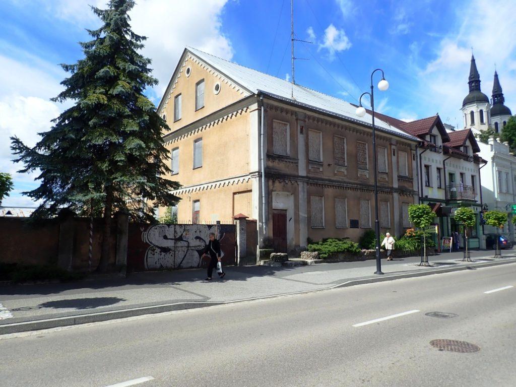 Dom Turka w Augustowie